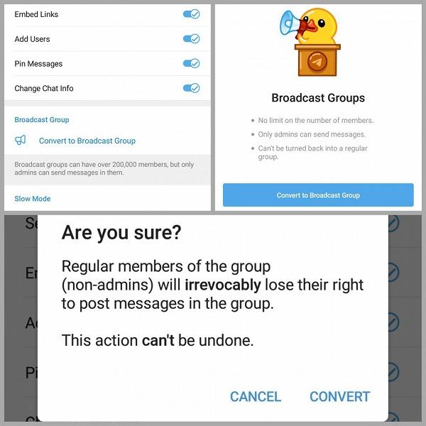 В Telegram грядут виджеты, как для Android, так и iPhone