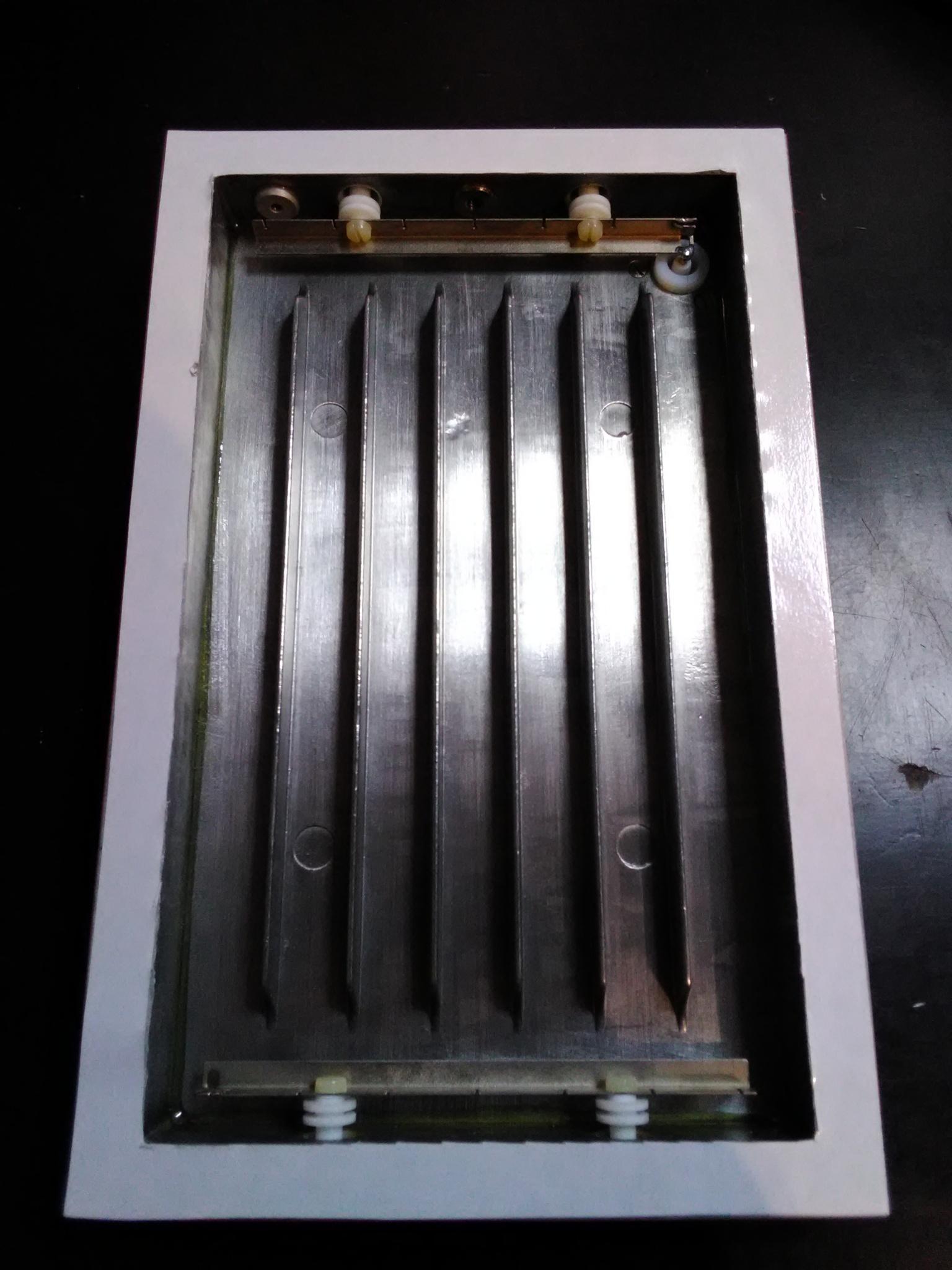 Возвращение к жизни радиометра FAG FHT 111 Contamat - 7