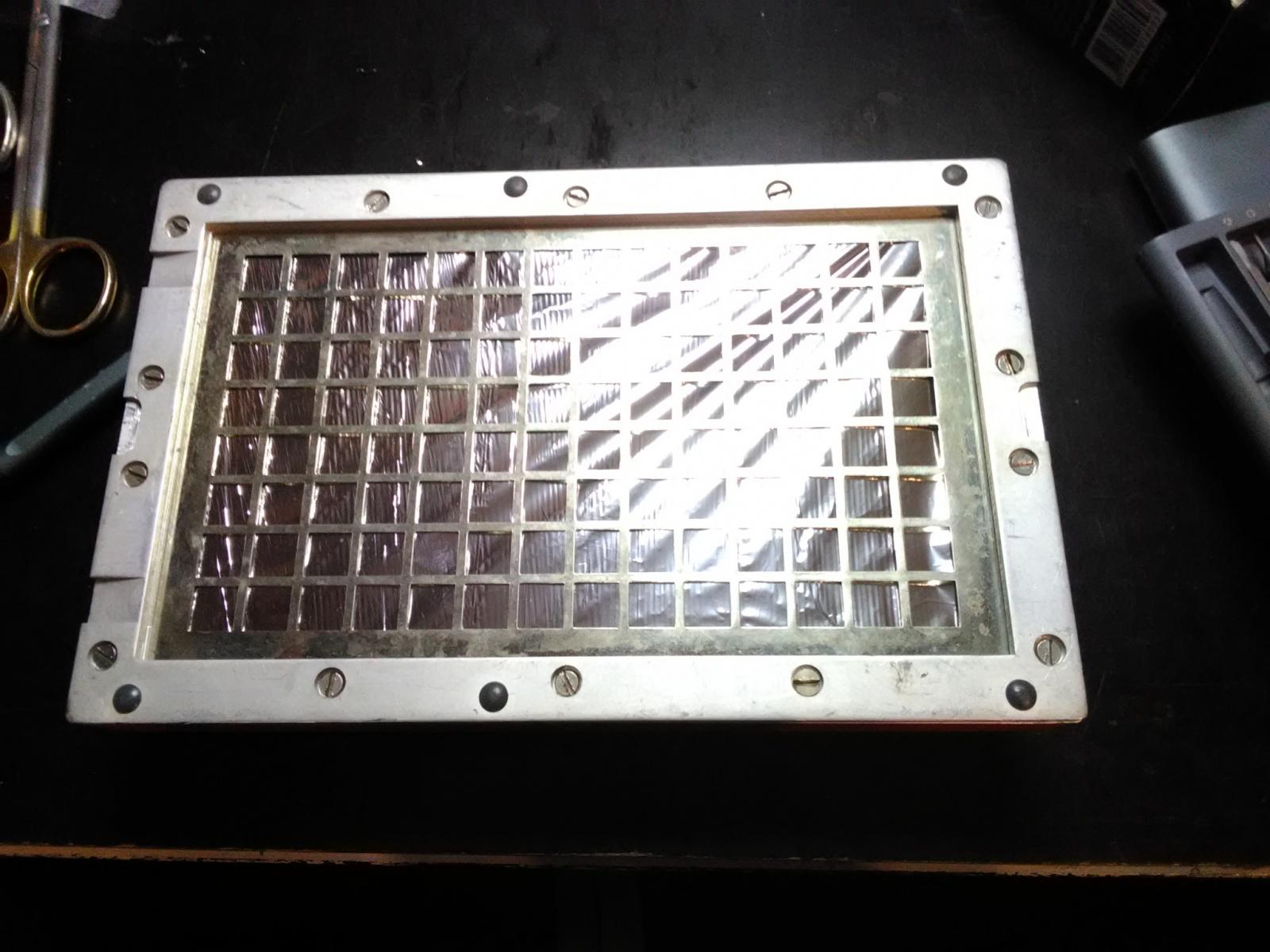 Возвращение к жизни радиометра FAG FHT 111 Contamat - 9
