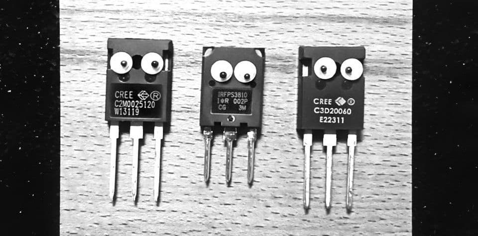 Эксперименты с карбидом кремния (SiC): замедление переключения SiC-MOSFET - 1