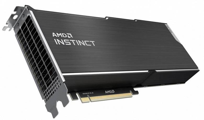 Похоже, что ускоритель AMD Instinct MI200 выйдет в этом году - 1