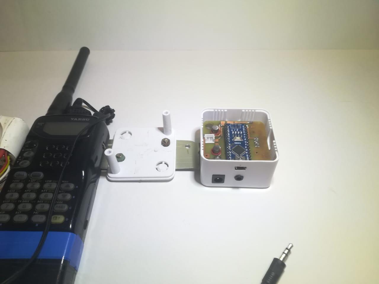 AIR TRANSPONDER – Simple aviation transponder system. Простая система передачи и приёма параметров полёта - 19