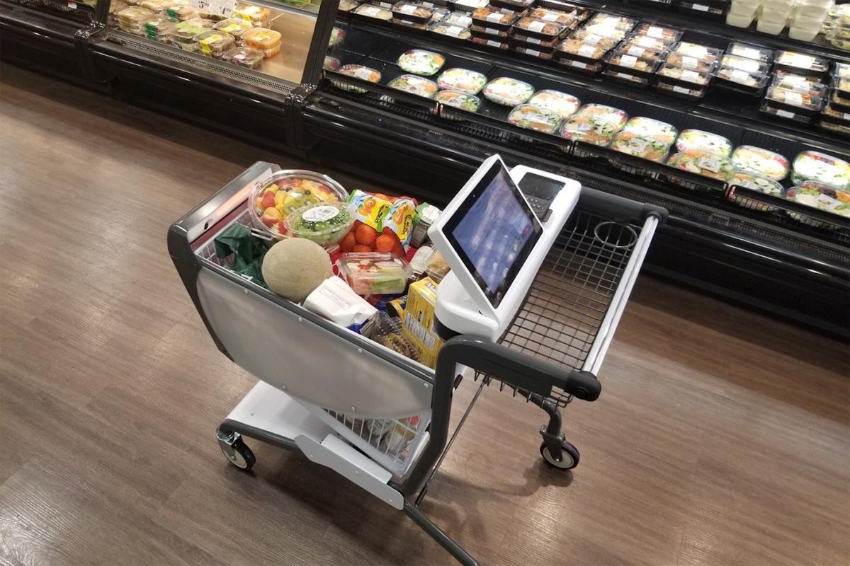 Как умные тележки покоряют супермаркеты в США - 1