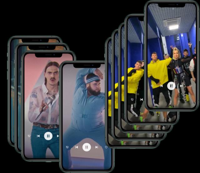 В Яндекс.Музыке появились «Видеошоты»
