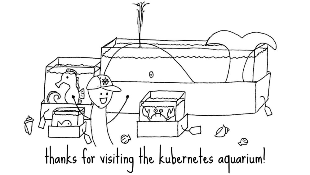 Kubernetes — это как океанариум - 21