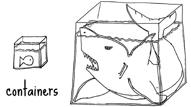 Kubernetes — это как океанариум - 3