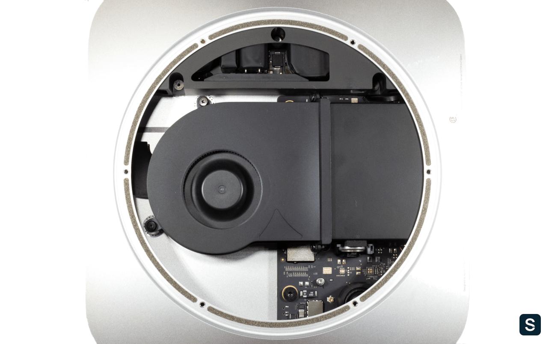 Mac Mini на M1: взгляд изнутри - 2