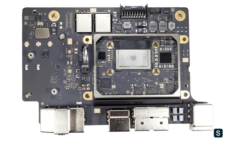 Mac Mini на M1: взгляд изнутри - 7