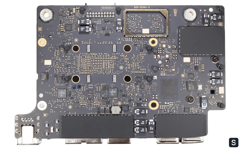 Mac Mini на M1: взгляд изнутри - 8