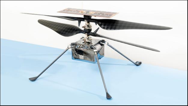 Крошка-вертолет на базе открытого ПО и компонентов, находящихся в свободной продаже