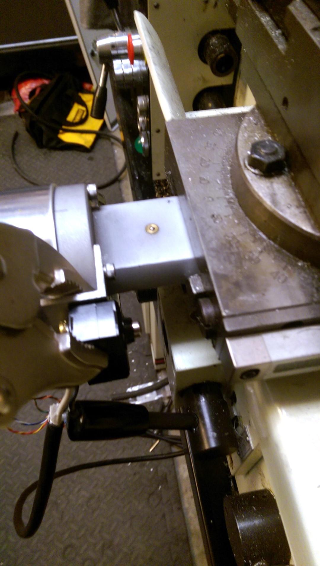 Модернизация токарного станка под работу с ЧПУ - 19