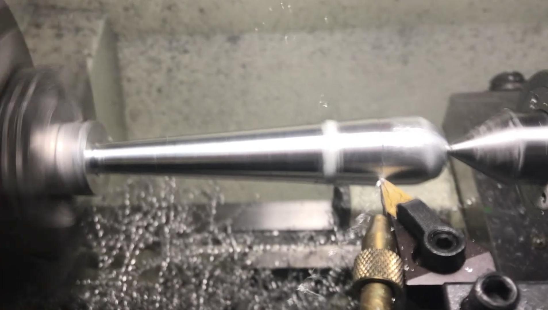 Модернизация токарного станка под работу с ЧПУ - 22