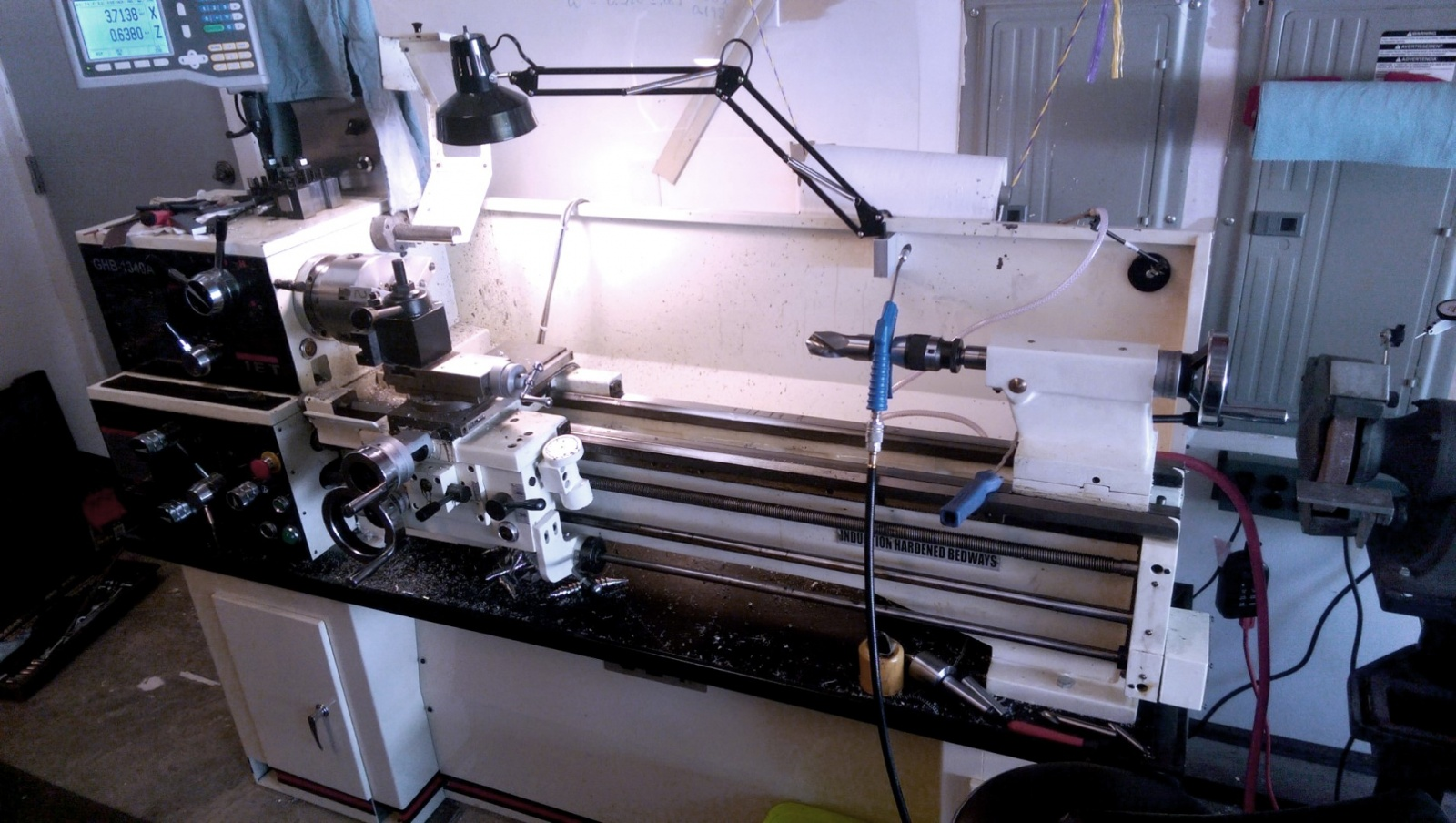 Модернизация токарного станка под работу с ЧПУ - 3