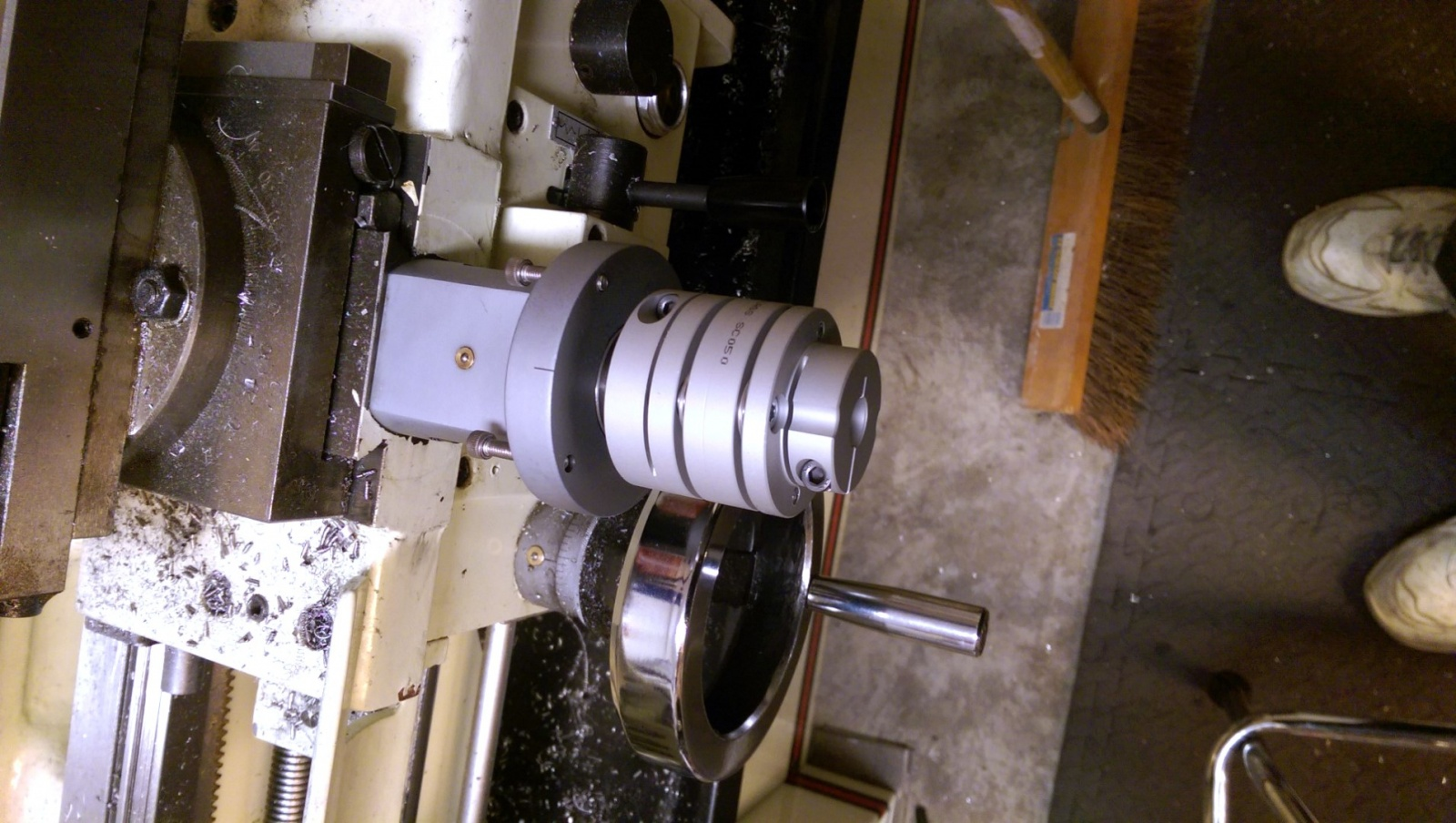 Модернизация токарного станка под работу с ЧПУ - 6