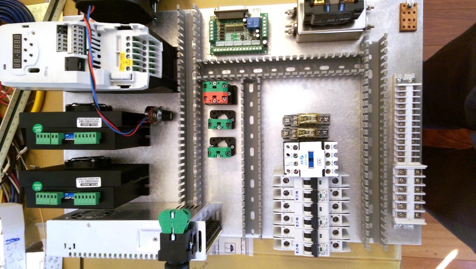 Модернизация токарного станка под работу с ЧПУ - 8