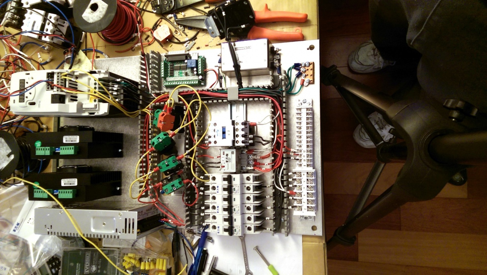 Модернизация токарного станка под работу с ЧПУ - 9