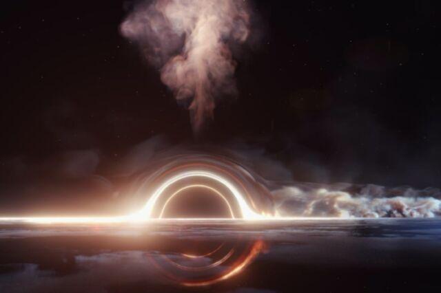 В далекой-далекой галактике 700 млн лет назад родилось нейтрино, рассказавшее нам о гибели звезды из-за черной дыры - 2