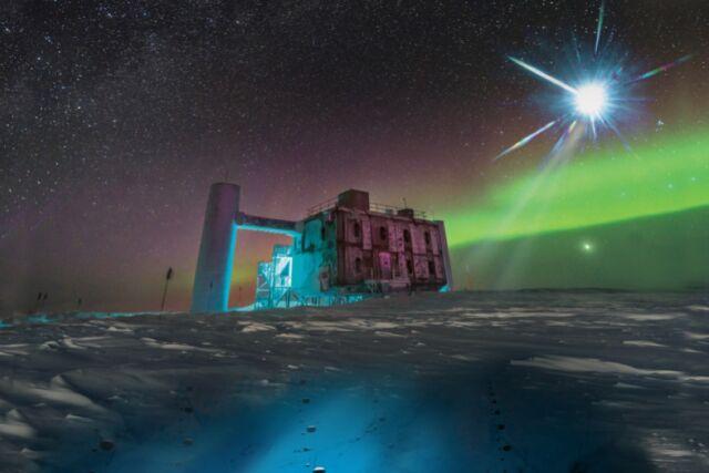 В далекой-далекой галактике 700 млн лет назад родилось нейтрино, рассказавшее нам о гибели звезды из-за черной дыры - 3