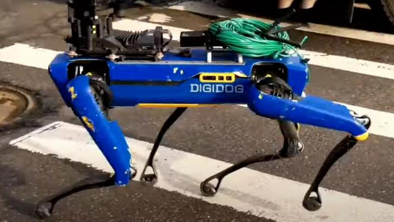Первые роботы-полицейские вызвали беспокойство американцев