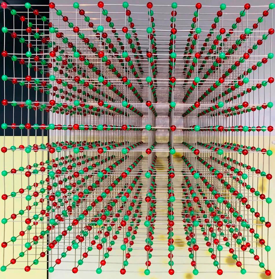 Ученые получили первый снимок кристалла времени - 4