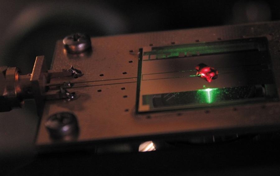 Ученые получили первый снимок кристалла времени - 7