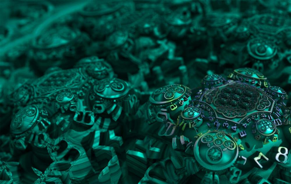 Ученые получили первый снимок кристалла времени - 8