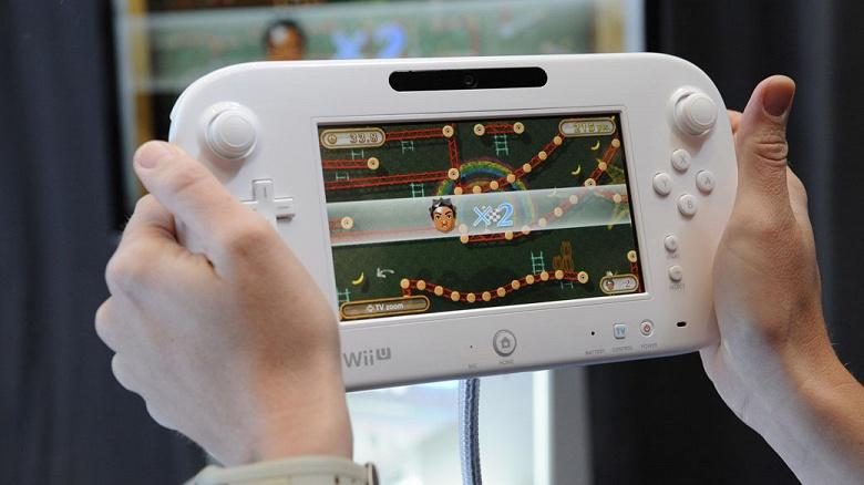 Приставка Nintendo Wii U обновилась впервые с 2018 года