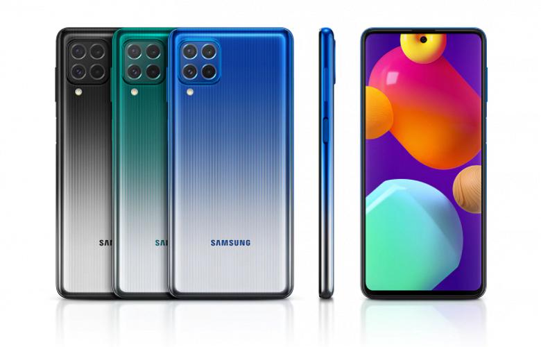 Стартовали продажи монстра автономности Samsung Galaxy M62 с аккумулятором на 7000 мА·ч