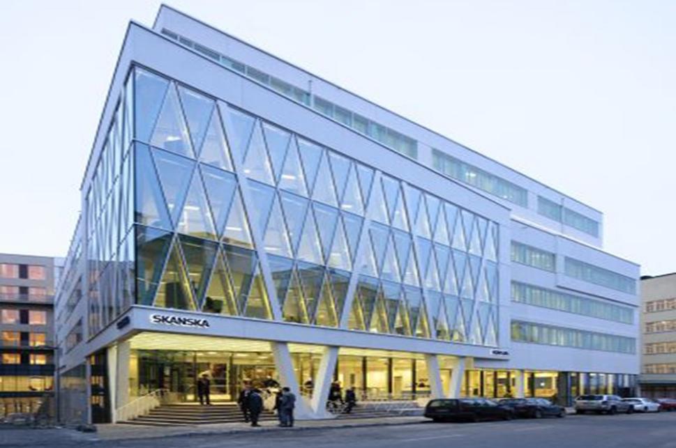 Центральный офис Skanska