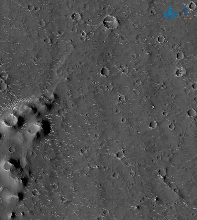 Новые фотографии Марса в высоком разрешении
