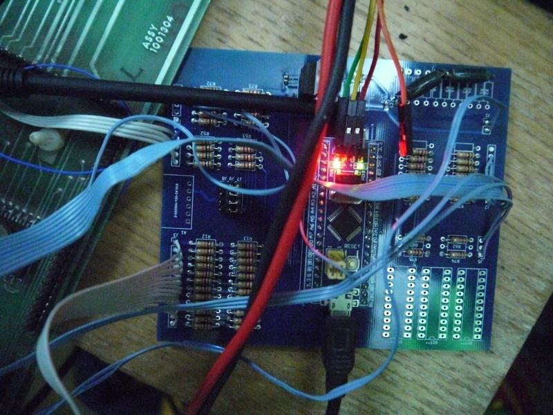 Реверс-инжиниринг калькулятора с логикой -17В и частотой работы 200КГц - 3