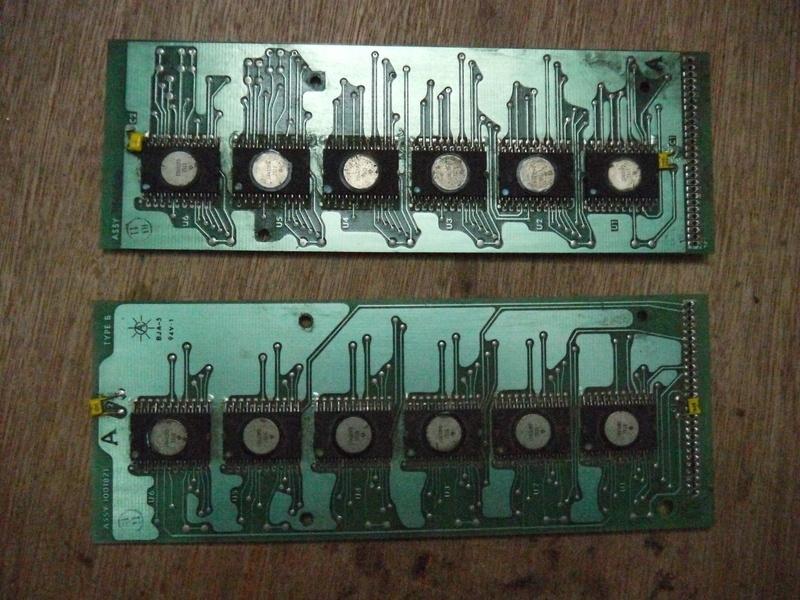 Реверс-инжиниринг калькулятора с логикой -17В и частотой работы 200КГц - 9