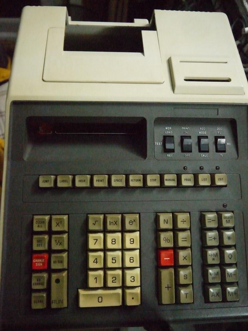 Реверс-инжиниринг калькулятора с логикой -17В и частотой работы 200КГц - 1