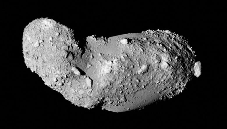 В образцах астероида Итокава нашли внеземную органику. Спустя 10 лет после того, как образцы были доставлены на Землю