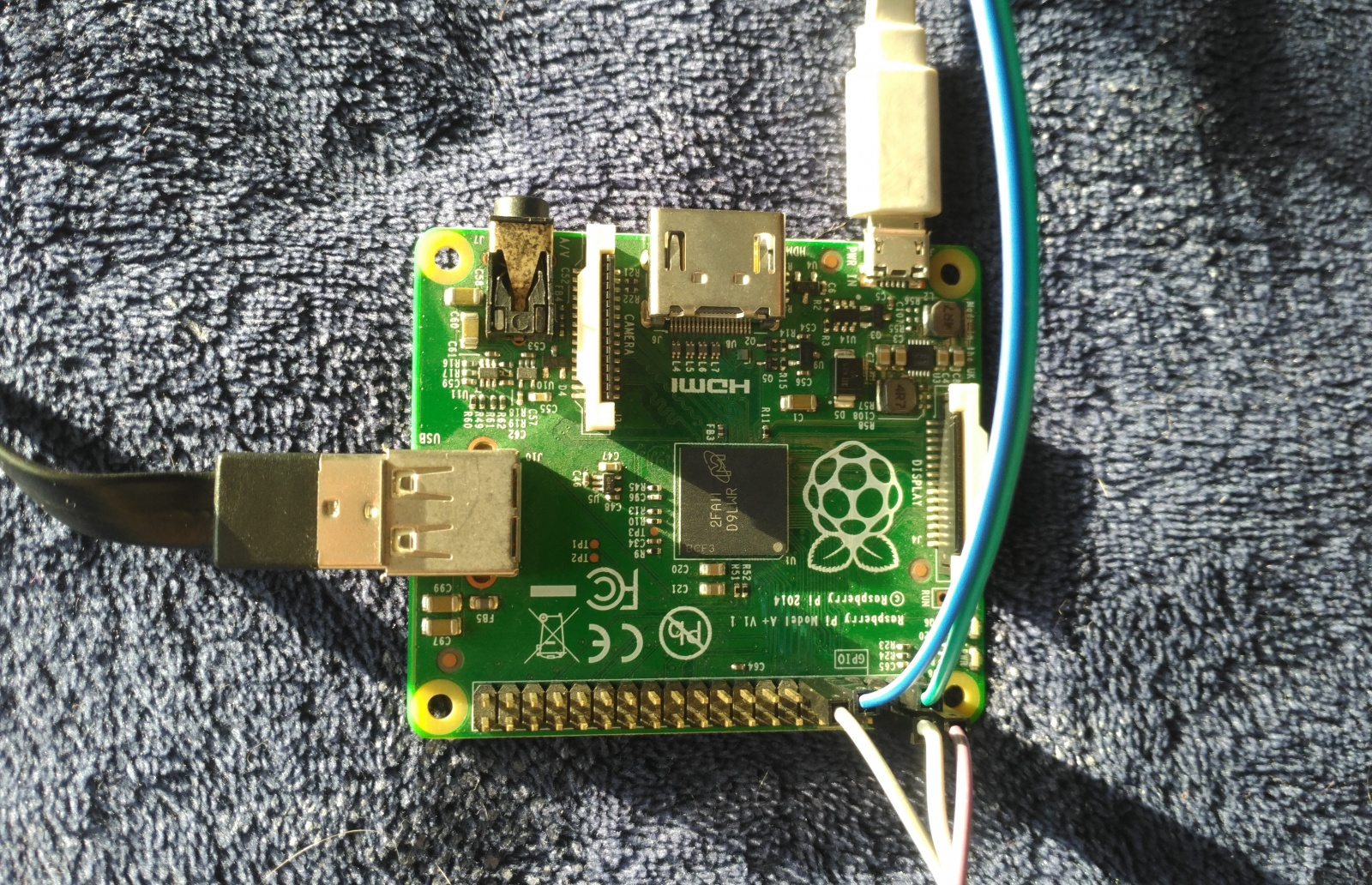 «Умная камера» на базе Raspberry Pi с управлением через Telegram-бота - 8