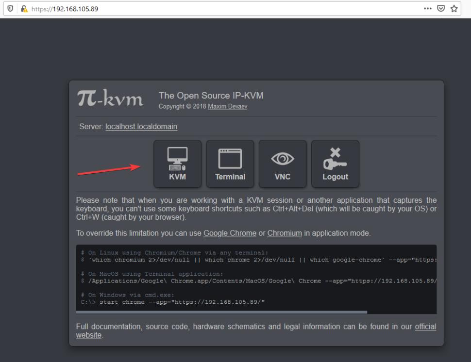 Делаем своими руками: KVM Over IP при помощи Raspberry Pi - 11