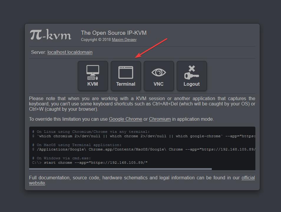 Делаем своими руками: KVM Over IP при помощи Raspberry Pi - 19