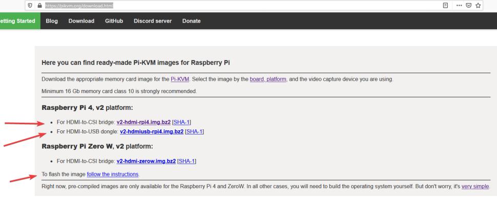 Делаем своими руками: KVM Over IP при помощи Raspberry Pi - 3
