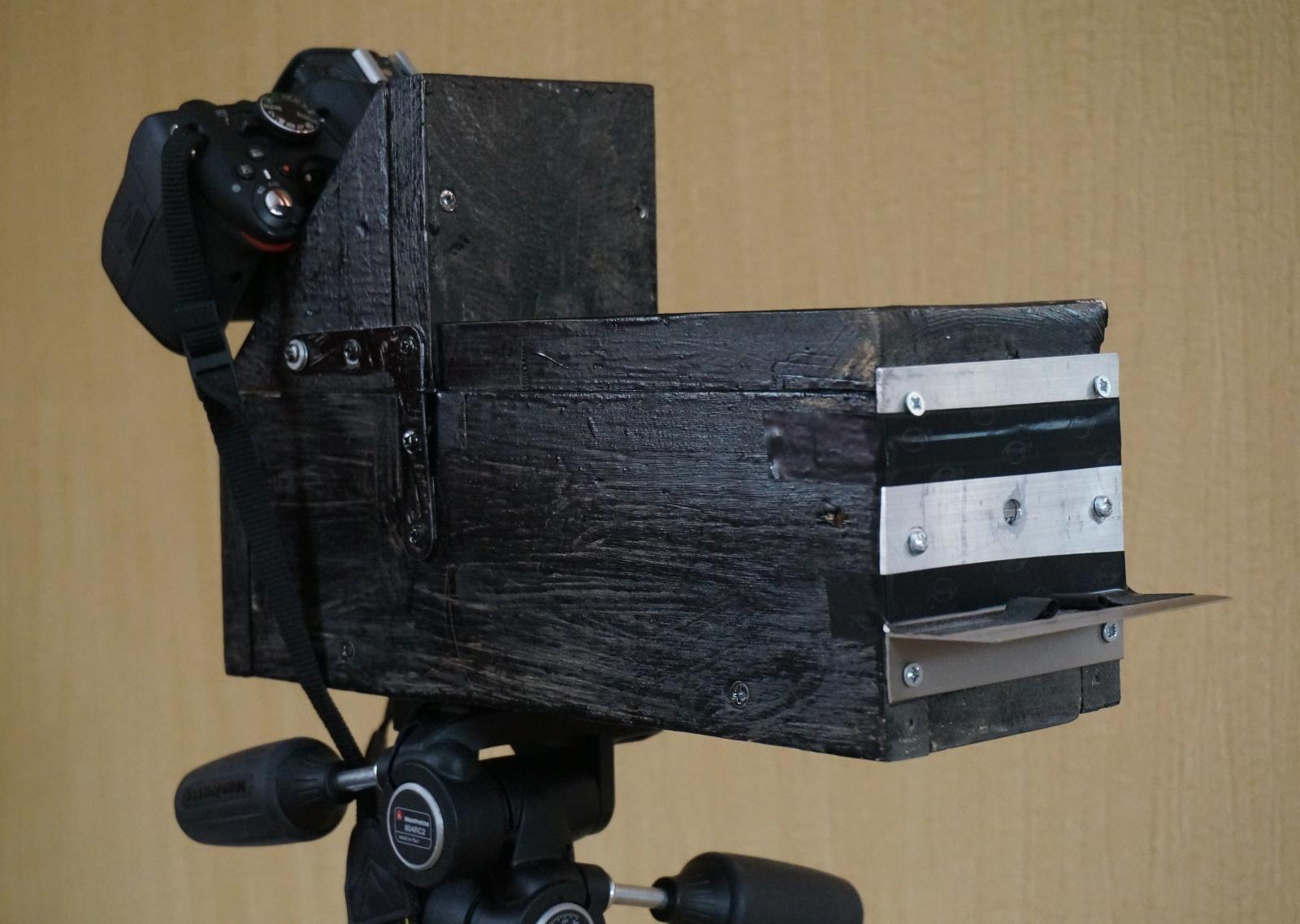 Самодельный спектрометр с высоким разрешением - 2