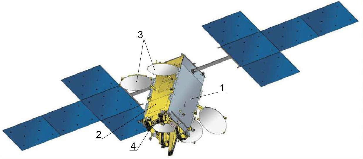 Конструкция космической электроники (ч.1) - 2