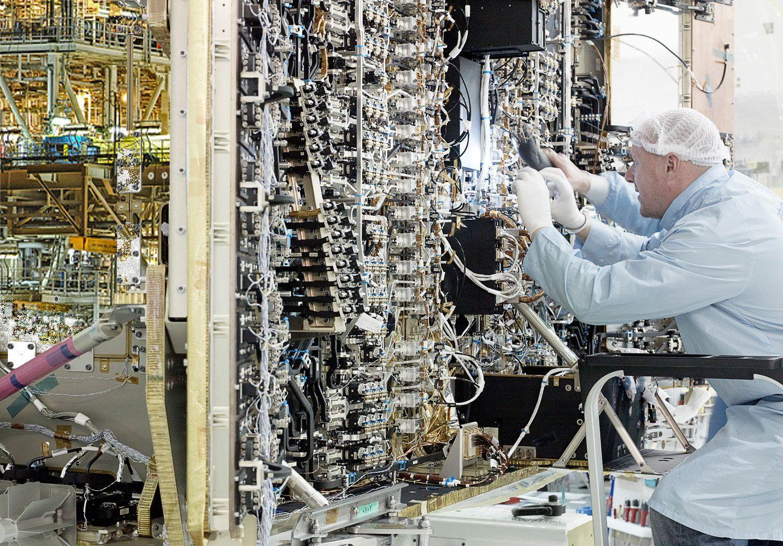 Конструкция космической электроники (ч.1) - 9