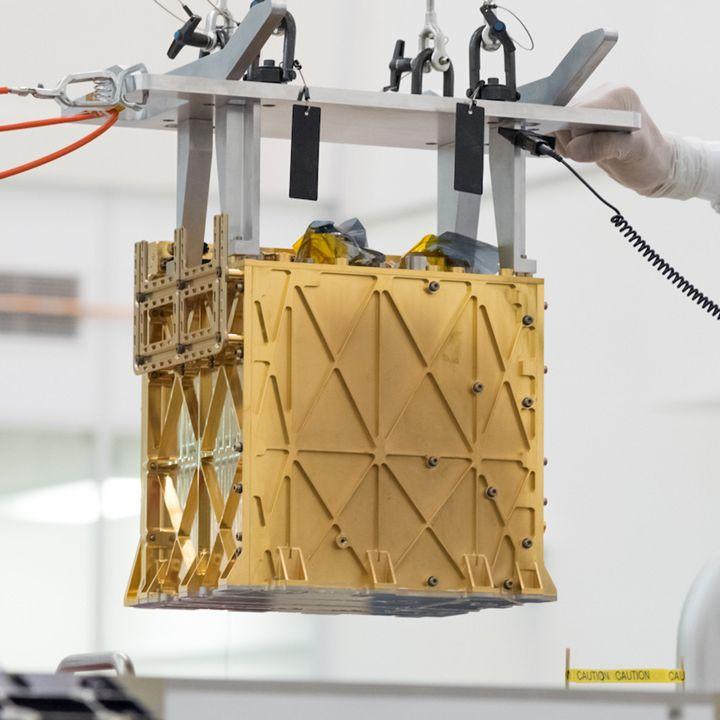 «Есть кислород? А если найду?» — будущее путешествий на Марс зависит от работы системы MOXIE на марсоходе Настойчивость - 2
