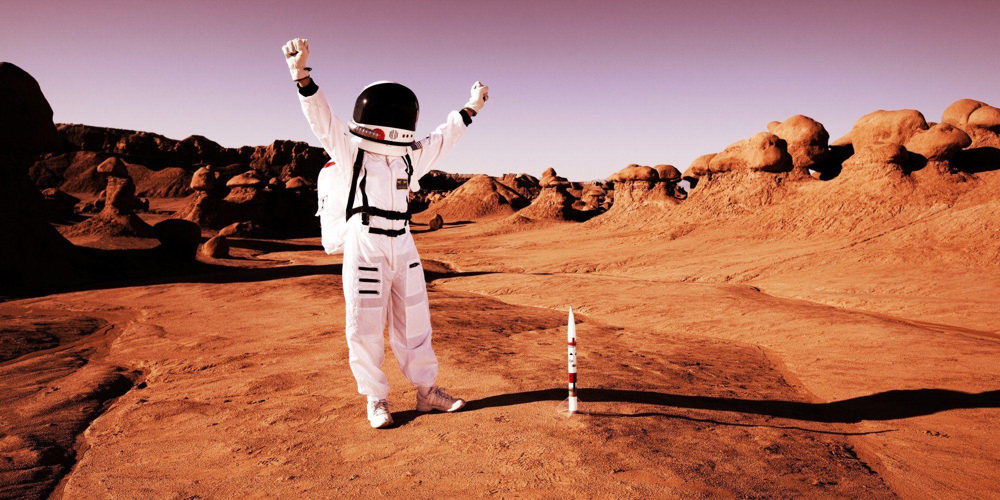 «Есть кислород? А если найду?» — будущее путешествий на Марс зависит от работы системы MOXIE на марсоходе Настойчивость - 1