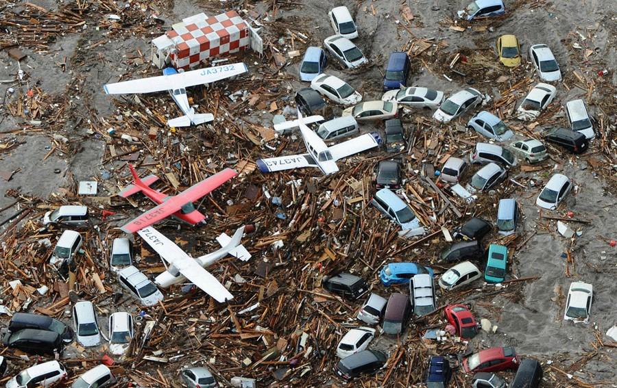 Фукусиме — 10. Безмолвная весна на восточном берегу - 1