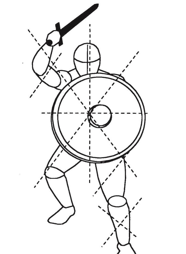 Стр. 126 Medieval Swordsmanship: Illustrated Methods and Techniques By John Clements