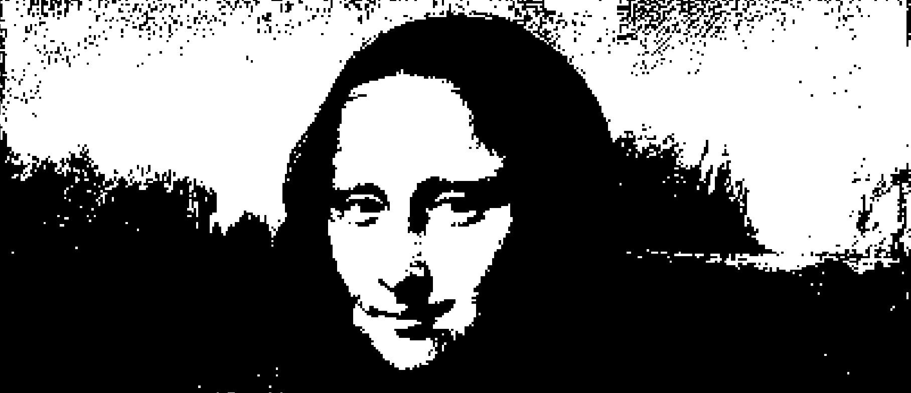 Создание образа Мона Лизы в Игре «Жизнь» - 3
