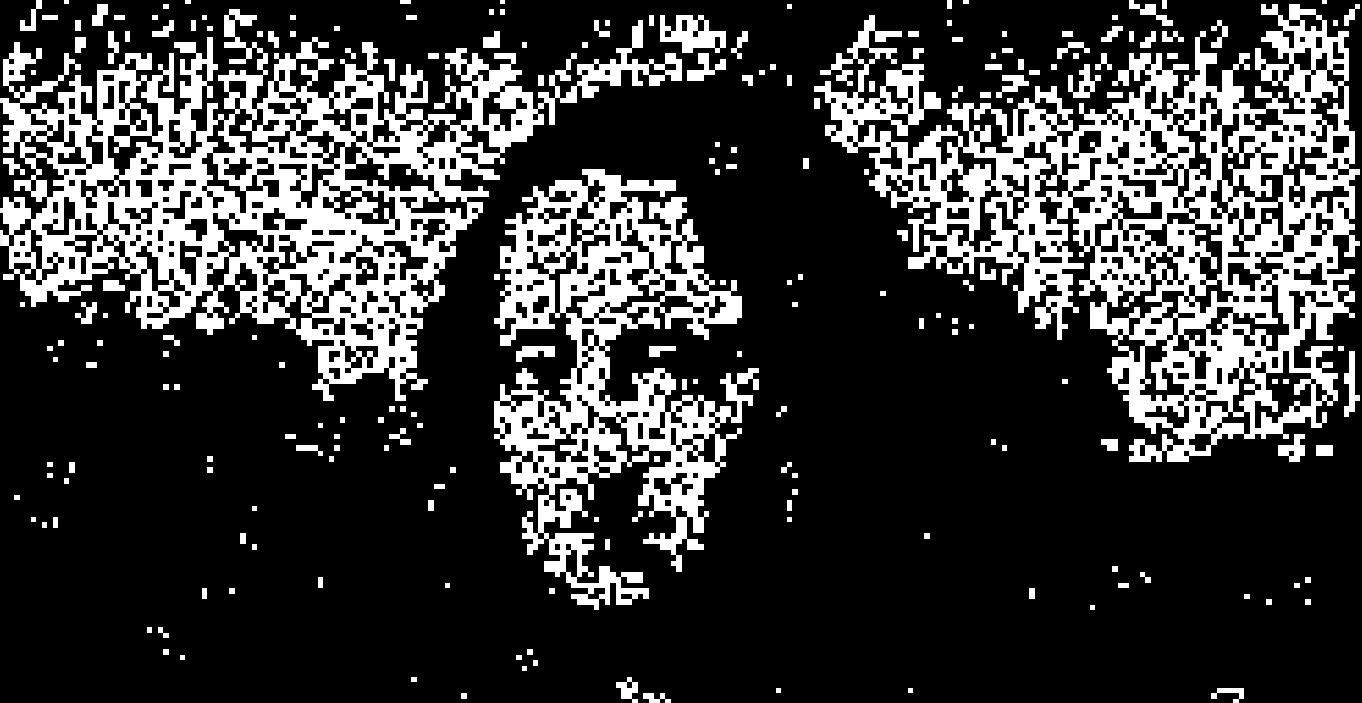 Создание образа Мона Лизы в Игре «Жизнь» - 4