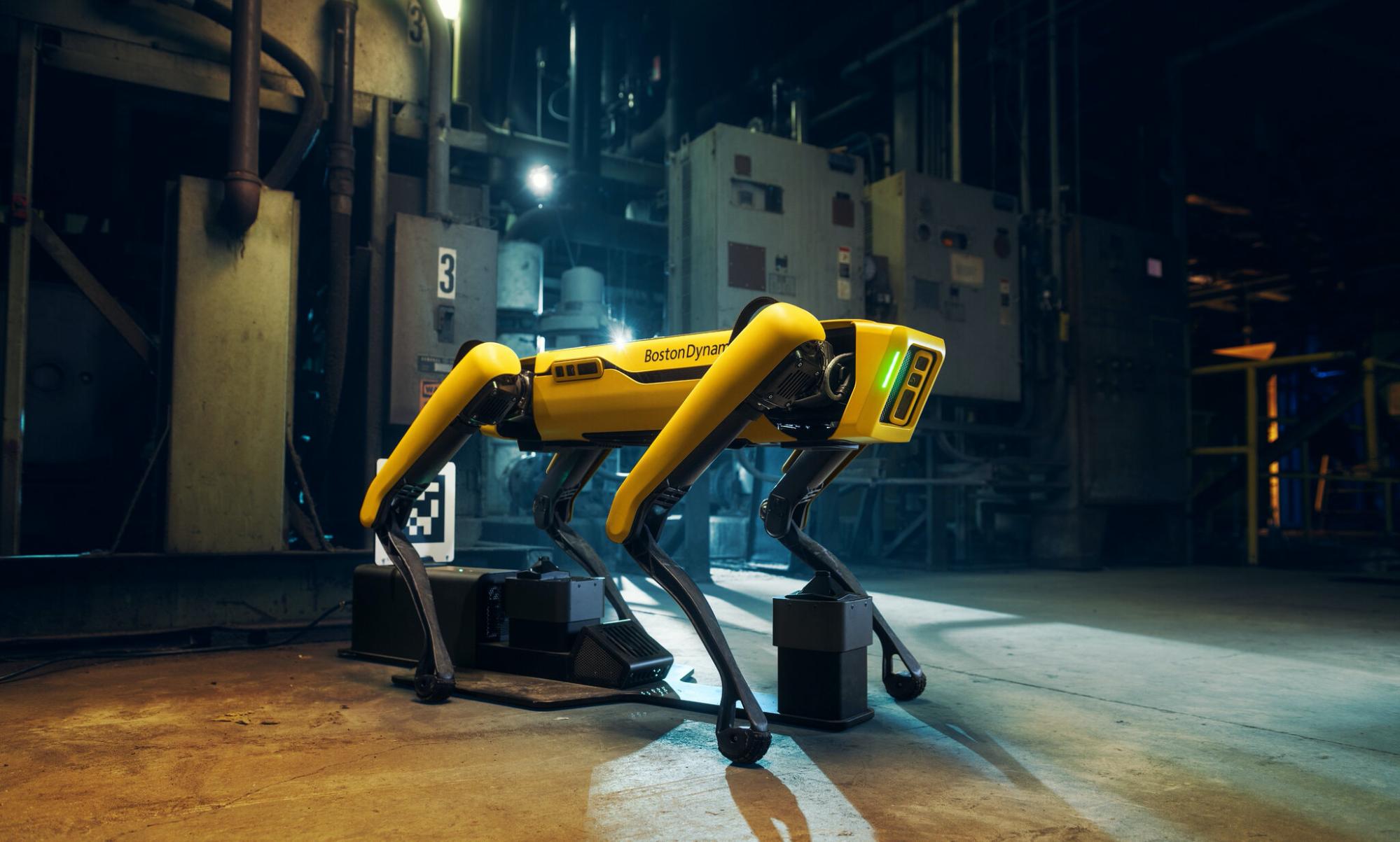 Нет оружию: полицейским в Нью-Йорке хотят запретить использовать вооруженных роботов - 1