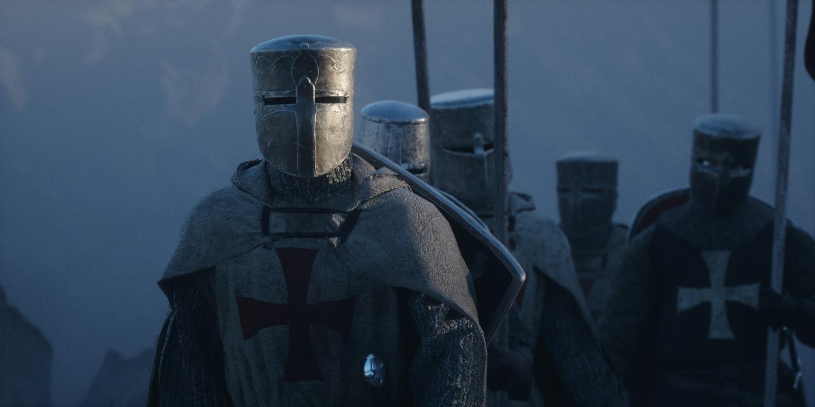Защищали ли кольчуги рыцарей? - 1