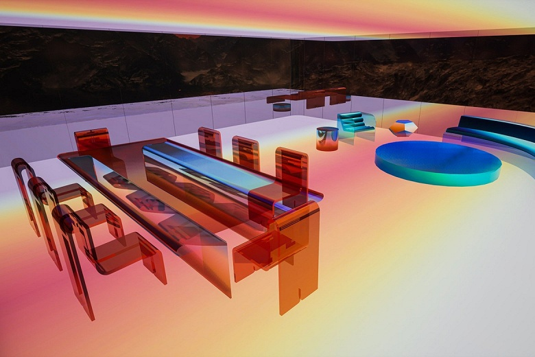 Виртуальный дом на Марсе продан за реальные полмиллиона долларов